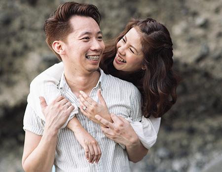 Lester and Solina Bataan Prenup