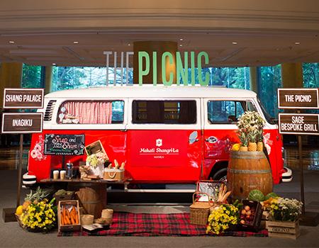 The Picnic at Shangri-La