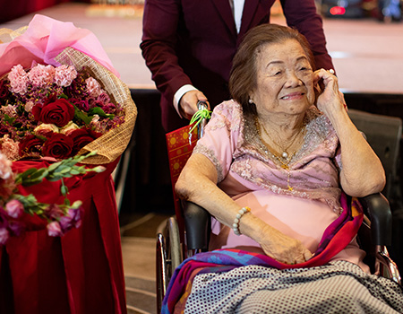Conchita's 95th Birthday Celebration