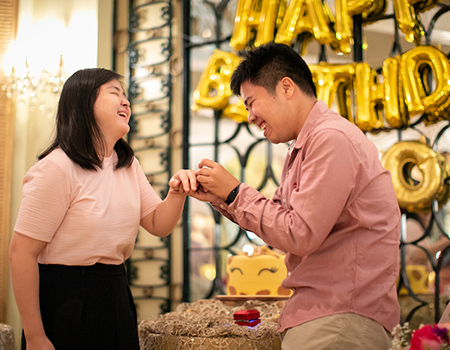 Jv & Mao The Proposal